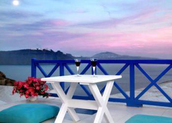 Blu Bianco Cave House - Oia - Santorini Island - Greece
